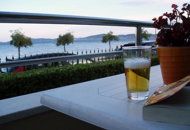 Utsikt från Kroatisk balkong