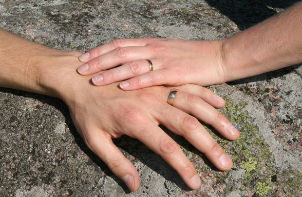 Nyförlovade!