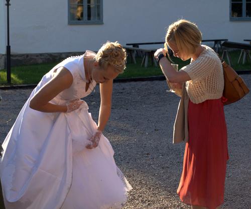Brudklänningskonstruktion