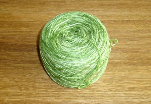 Grönt hacho