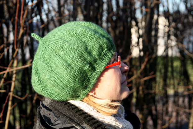 Grösgrön basker